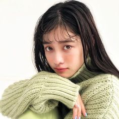 Hashimoto Kanna, Popular Manga, Pretty Asian Girl, Asian Model Girl, Cute Japanese Girl, Ulzzang Girl, Cute Girls, Hair Cuts, Hair Beauty