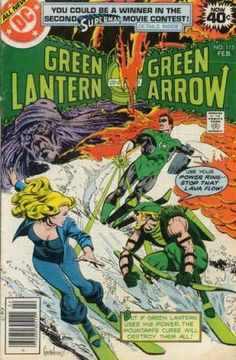 """1 Comic -  Green Lantern #113 Vol 2 (Publish Date: February, 1979)           VF/NM       """"That They May Fear No More!"""""""