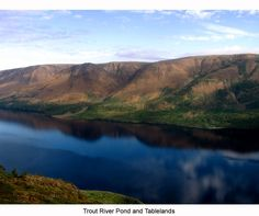 """As described by Parks Canada, """"the rocks of Gros Morne National Park and adjacent parts of western Newfoundland are world-renowned for the light they shed on the geological evolution of ancient mountain belts. The geology ... illustrates the concept of plate tectonics, one of the most important ideas in modern science. This is one of the main reasons why Gros Morne National Park has been designated a World Heritage Site by UNESCO (the United Nations Education, Scientific and Cultural…"""