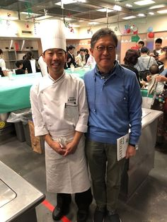 My mentor Prof. Koda at Hattori Nutrition College.  A photo taken at this year's Homecoming on Nov. 11, 2018.