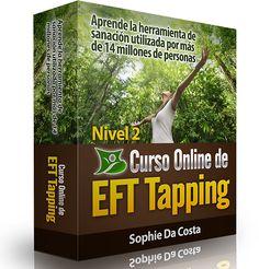 Curso EFT Tapping online - Cursos de EFT Tapping online y en Barcelona por Sophie Da Costa.