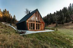 Galería de La casa de madera / studio PIKAPLUS - 1