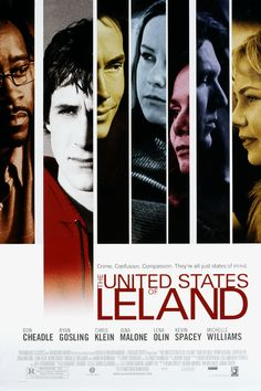 The United States of Leland (2003) Directed and Written by #MatthewRyanHoge Produced by #KevinSpacey Starring #DonCheadle #RyanGosling #ChrisKlein #JenaMalone #LenaOlin #KevinSpacey #MichelleWilliams #MartinDonovan #TheUnitedStatesofLeland #Hollywood #hollywood #picture #video #film #movie #cinema #epic #story #cine #films #theater #filming #opera #cinematic #flick #flicks #movies #moviemaking #movieposter #movielover #movieworld #movielovers #movienews #movieclips #moviemakers #animation
