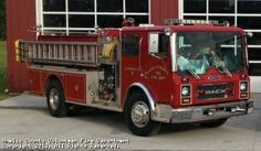 Jetersville Volunteer Fire Department, Jetersville, VA - 1985 MB Mack #mack #fire #truck #setcom #heavyduty #virginia #ameliacounty http://setcomcorp.com/922intercom.html