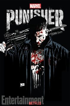 You know who's coming? #ThePunisher