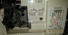 Costurillas Qué tal? Qué exitazo lo de las máquinas de coser del Lidl...y como lo prometido es deuda pues hoy mi entrada va dedicada a esa... Singer Overlock, Lidl, Sewing, Sticks, Tela, Farmhouse Rugs, Sewing Lessons, Sewing Rooms, Sewing Patterns