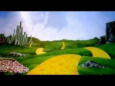 The Wizard Of Oz: Broadway Musical Backdrops Suggestions by Charles H. Stewart