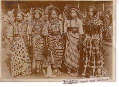 Tingian Women, Philippines 1911