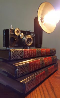 1000 images about junk lamps on pinterest lamps for How to make an end table out of books