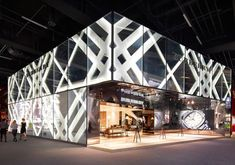 Baselworld most incredible stands   Basel Shows