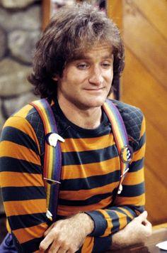 Robin Williams in Mork & Mindy (1978)