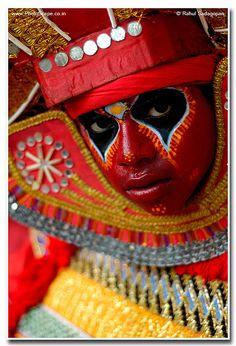 Theyyam, Kerala Art form