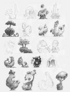 ArtStation - The Croods, Nicolas Weis