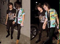 Are they gonna hold hands? I've been waiting four years for this to happen again