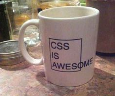Things only developers (and other computer needs) will understand.