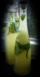 Vevina's Blogje: Home made limonade