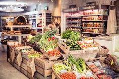 Výsledek obrázku pro Daylesford farmshop interior in Gloucestershire