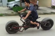 Homemade Batpod Built In Vietnam