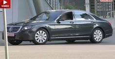 Take A 4K Video Look At Merc's Facelifted S-Class #Mercedes #Mercedes_S_Class