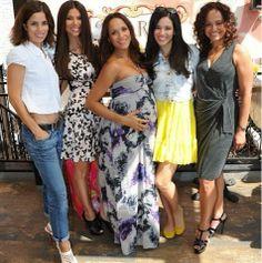 Bellyitch: Inside Dania Ramirezu0027s Baby Shower U0026 Other Fab Maternity Looks