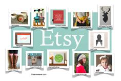 Saturday Spotlight: Cute Etsy Shops Jen Weaver