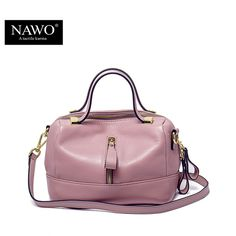 1a6b0e1c8ff9 NAWO Luxury Handbags Women Bag Famous Designer Brand Bags Women Handbags  Genuine Leather Woman Crossbody Bag