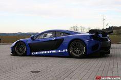 For Sale: 2012 McLaren MP4-12C GT3 by Gemballa Racing