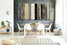 Rozmiar 80x170, boki 6cm  Obraz malowany na płótnie lnianym, naciągniętym na grubą sosnową blejtrame, nie wymaga obramowania, boki zamalowane jako kontynuacja obrazu.  Nasze obrazy jako jedyne w Polsce posiadają tak wyraziste i grube struktury. #obraz-do-salonu #obraz #interiordesign #design #canvas Ikea, Painting Canvas, Contemporary, Home Decor, Art, Design, Living Room, Art Background, Decoration Home