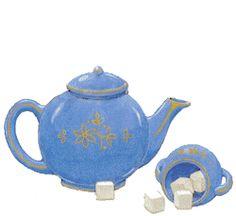 Una tazza di Tè?