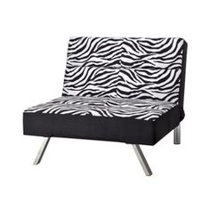 Union Zebra Print Chair