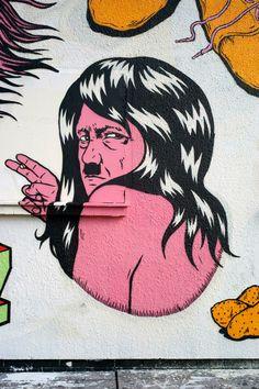 Broken Fingaz Crew #brokenfingaz #streetart #urbanart #graffitiart #germany