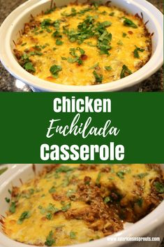 Chicken Enchilada Ca