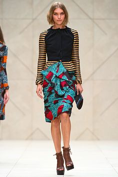 Burberry - Women's Ready-to-Wear - 2012 Spring-Summer