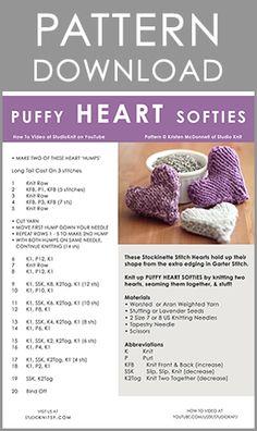 ideas for embroidery heart pattern free printable Christmas Knitting Patterns, Knitting Patterns Free, Free Knitting, Cowl Patterns, Knitting Club, Knitting Toys, Knitting Machine, Baby Knitting, Knitted Heart Pattern