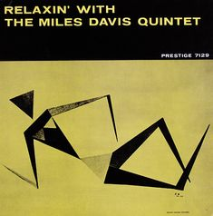 Relaxin' with The Miles Davis Quintet, Miles Davis, Prestige 7129