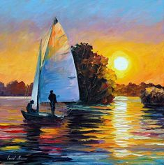 Cheap pictures of bunny rabbits, Buy Quality picture painting directly from China pictures of bunk beds Suppliers: Handmade High-quality Modern Wall Art Sailing Boat Palette Knife Landscape Oil Painting On Canvas Living Room Wall Decoration Love Painting, Oil Painting On Canvas, Canvas Wall Art, Boat Art, Leonid Afremov Paintings, Modern Wall Art, Original Paintings, Fine Art, Artwork