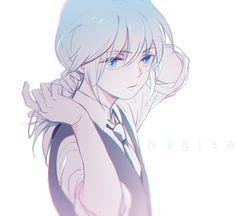 Shiota Nagisa (Assassination Classroom)