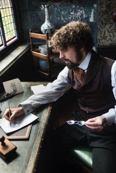 Victorian Men Set 2 | Richard Jenkins Photography