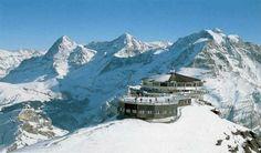Schilthorn Gipfelstation