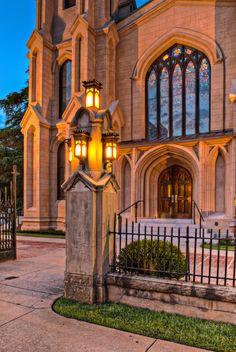 Trinity Cathedral, Columbia, South Carolina, USA