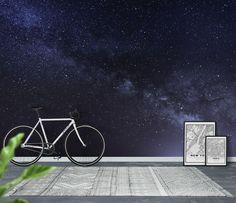 Vintergatan Tapet