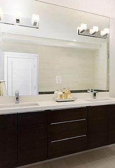 Extravagant Bathroom Lighting Ideas - Dova Home Cove Lighting, Barn Lighting, Lighting Ideas, Luxury Interior Design, Interior Design Inspiration, Room Inspiration, Design Ideas, Bathroom Styling, Bathroom Lighting
