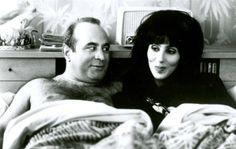 Bob Hoskins and Cher - MERMAIDS 1991
