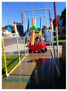 The Deluxe Kid Wash Comments | Outdoor Crafts for Kids - Outdoor Craft Projects | FamilyFun