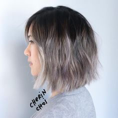 LA/SF/NY Hair Colorist to book: (310) 724-8167 MizzChoiHair@gmail.com #MizzChoi #RamirezTran #RamirezTranSalon♍️