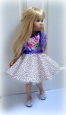 "18"" doll outfit...#circleskirtand petticoat#top#shrug#pixiefaire#adaptedbyme!"