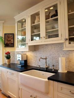 10 Considerable Kitchen Without Backsplash Inspirations Feast