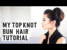 10 Effortless Summer Updos for When It's Swelteringly Hot Cute Hairstyles For Medium Hair, Messy Bun Hairstyles, Bun Hairstyles For Long Hair, Medium Hair Styles, Curly Hair Styles, Easy Updos For Long Hair, Easy Hair, Life Hacks Hair, Simple Updo Tutorial