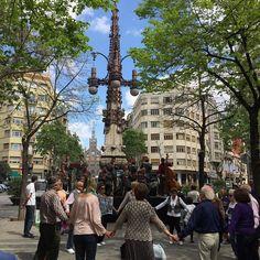 Dancing Sardanes / Barcelona