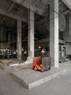 Lightyears showroom in Copenhagen